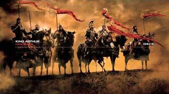 Royal Knight's theme- King Arthur by Hans Zimmer