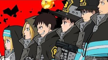 Fire Force Ending Theme - Veil Keina Suda Full