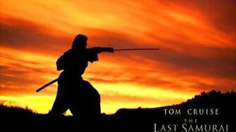 Lance Theme-The Last Samurai Red Warrior