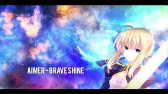 Aimer - Brave Shine