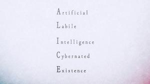 Initials of 'ALICE'