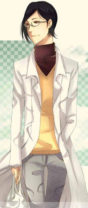 Ishida uryuu by persona92-d421d3b2