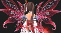 Gwen's new wings
