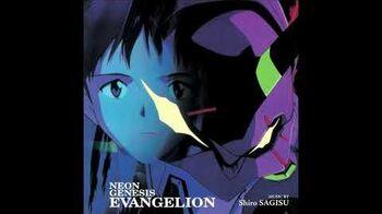 """Neon Genesis Evangelion Soundtrack - """"Fly Me To The Moon"""" - Yoko Takahashi"""