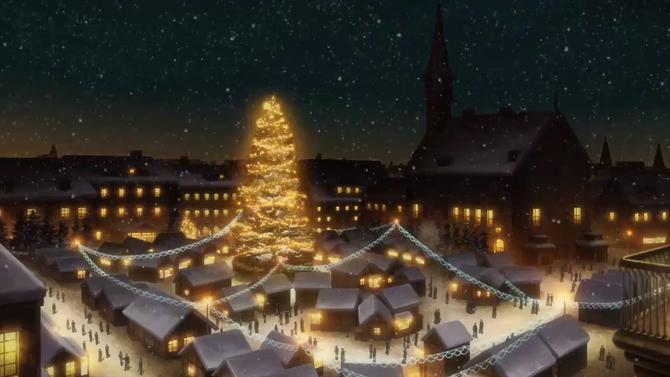 SAOF Winter Holiday