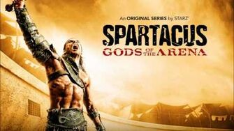Gods Of The Arena-Gannicus