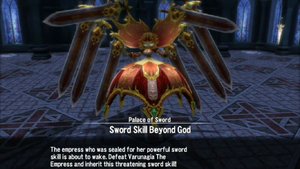 Sword Skills That Surpass God