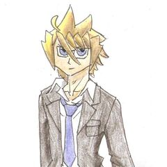 Galant with a suit.