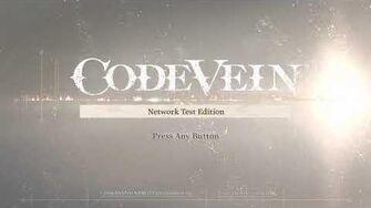 Code Vein - Tutorial Theme OST-0