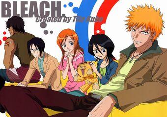 Bleach the gang by obi waton-d5hwwjv