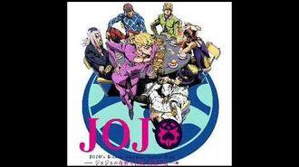JoJo's Bizarre Adventure Golden Wind OST - In The Zipper