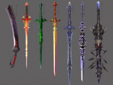 Holy Swords