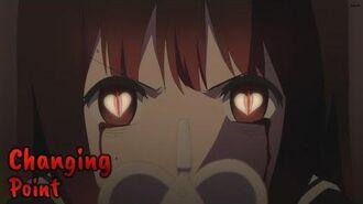 『Lyrics AMV』 Mahou Shoujo Site OP Full - Changing Point / i☆Ris