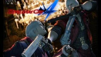 Devil May Cry 4 - Shall Never Surrender