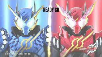 Kamen rider Build Ready Go Rom Eng