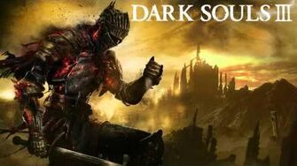 Dark Souls III Soundtrack OST - Epilogue (Ending Credits)