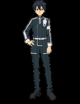 SAO Alicization - Kirito