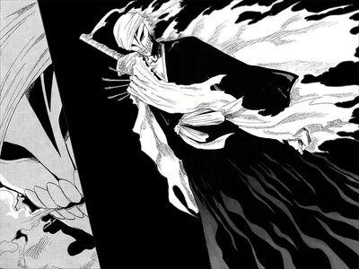 Ichigo Shinigami-Hollow
