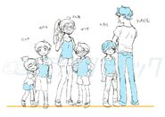 Kayoko Ishikawa's Image Board Lapin Track