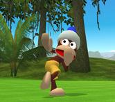 Ape golf