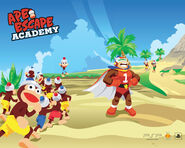 Ape Escape Academy Wallpaper 3