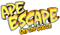 Ape Escape On The Loose logo gamescanner.png