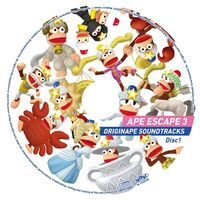 Ape Escape 3 Originape Disc 1