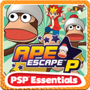 PSP Essentials Ape Escape P