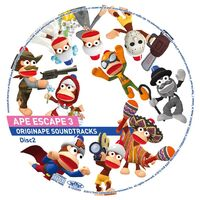 Ape Escape 3 Originape Disc 2