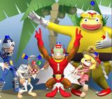The Freaky Monkey Five