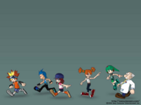 Ape Escape Pumped & Primed Wallpaper 9