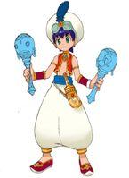 Kei Genie Dancer
