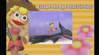 (Ape Escape 2) Escape The Ape That's In You