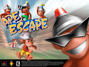 Ape Escape 1 Wallpaper