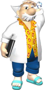 Ape Escape 2 Professor