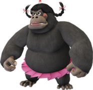 Monkey mode