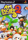 Ape Escape 2 USA Cover