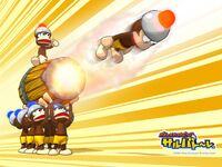 Ape Escape Pumped & Primed Wallpaper 5