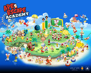 Ape Escape Academy Wallpaper 2
