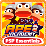 PSP-Essentials-Thumb Ape-Academy