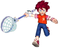 Ape Escape 2 Jimmy