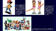 Saru Battle Character Concept 1