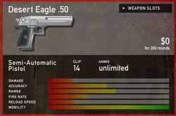 Desert Eagle .50