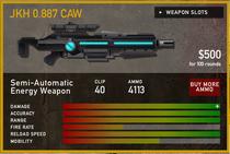 SAS C.A.W