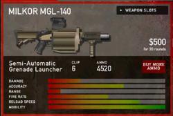 SAS MGL-140