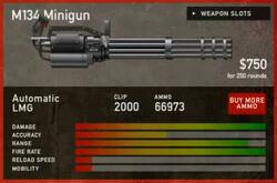 M134Minigun