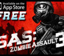 SAS: Zombie Assault 3 iOS Wiki