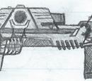 Pulse Rifle Prototype MK-2