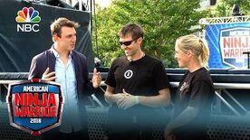 American Ninja Warrior - Crashing the Course- Oklahoma City Finals (Digital Exclusive)
