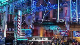 ANW10 Captain's Wheel
